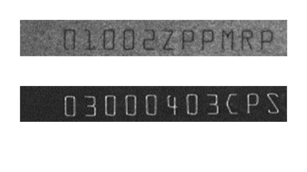 Kennzeichnung mittels Laser oder Ink-Jet-Systemen