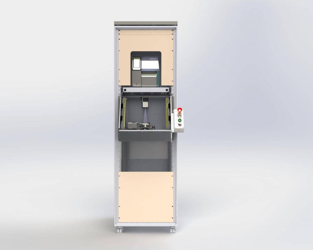 Testsystem Maglatch