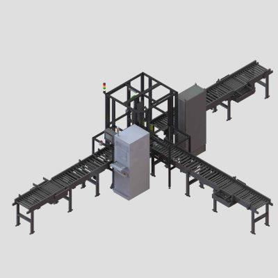 Testsystem für Statoren
