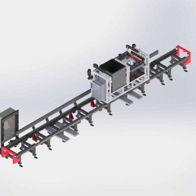 Transportsystem für 3D-Drucker