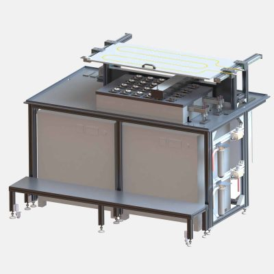 Lasertestsystem 35 Watt